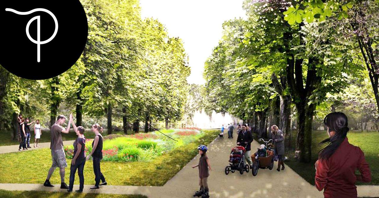 2b15c76548389 Kultúrne podujatia - Kedy mestský park opäť ožije? Komentovaná ...
